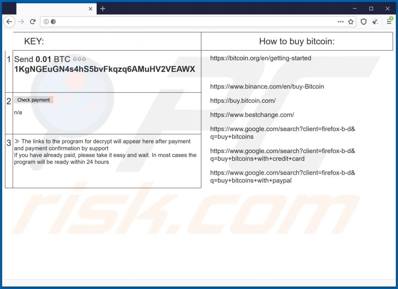 lockedv1 ransomware tor website