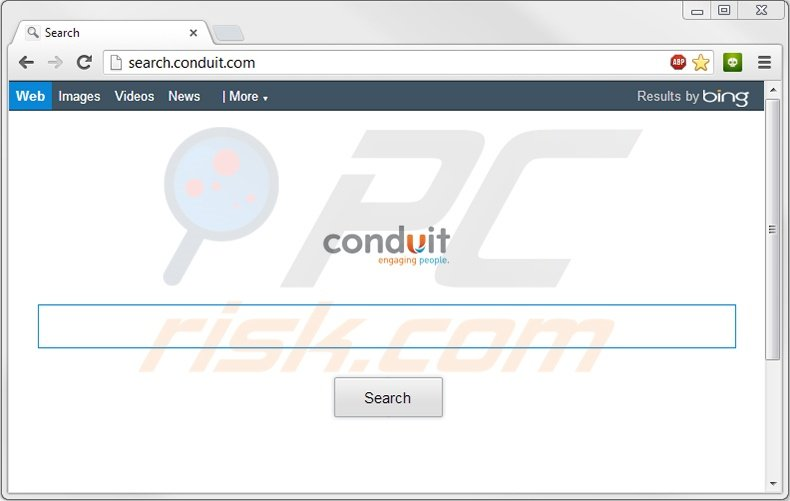 search.conduit.com redirect