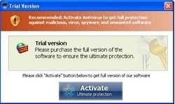 Windows TurnKey Console rogue activation pop-up