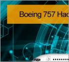 Boeing 757 Hacked
