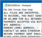 PLANETARY Ransomware