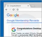 You Have Won A Google Gift Scam