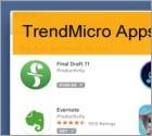 Trend Micro Apps booted from Mac App Store