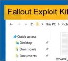 Fallout Exploit Kit Distributing SAVEFiles Ransomware