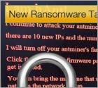 New Ransomware Targets Chinese Mining Rigs