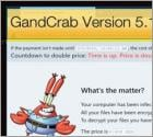 GandCrab Version 5.1 Rewrites the Rules