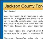 Jackson County Forks Out $400,00 for Ransomware Payment