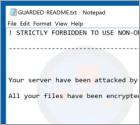 Guarded Ransomware