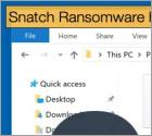 Snatch Ransomware has a New Trick