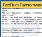 RedRum Ransomware Targets Education and Software SMEs