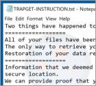 TRAPGET Ransomware
