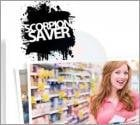 Scorpion Saver Ads