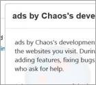 Ads by Chaos